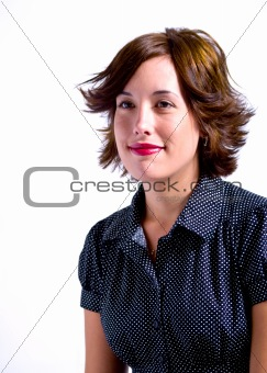 Young Adult Woman Portrait