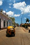 Old city in Cuba