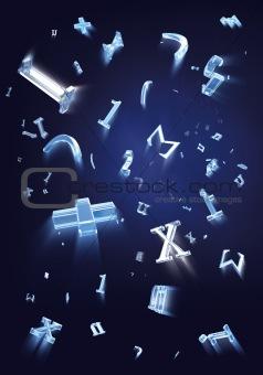 formulas particles