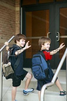 Boys at School