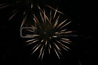 Olympiad, salute, Sochi 2012, fire, dark; background, night