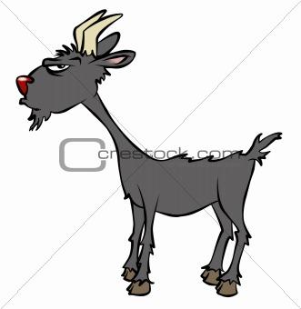 Gruff Billy Goat