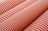 Drainage tubes detail