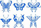 butterfly set pattern
