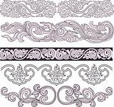 classical ornate elements