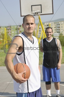 basketball players team