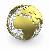 Golden globe, Europe