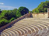 stone amphitheater