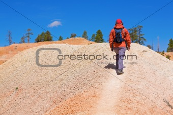 Bryce Canyon Hiker