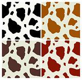 cow print pattern