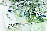 shredded unworthy euro