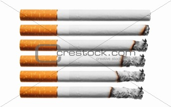 cigarettes set