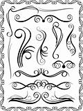 Decorative Borders Set 1
