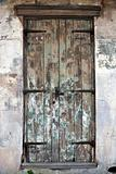 Old Door in French Quarter