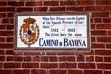 Camino de Bayona
