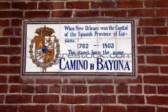 Camino de Bayona