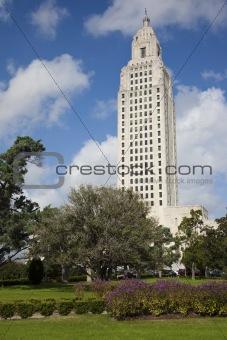Baton Rogue - State Capitol