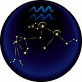 Zodiac Aquarius Sign