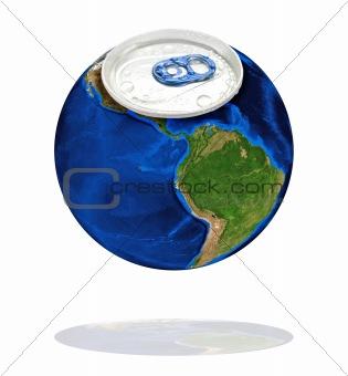 Aluminum Earth