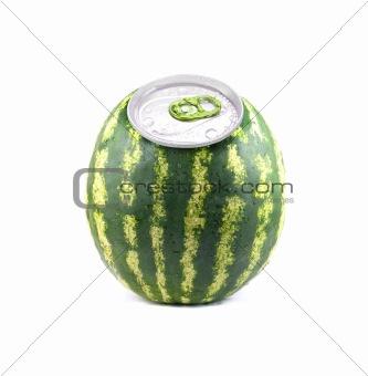 aluminium watermelon