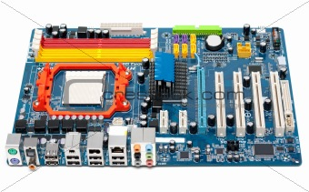 Charge motherboard