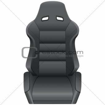Image 3322811 Sports Car Seat From Crestock Stock Photos