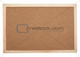 brown background cork board