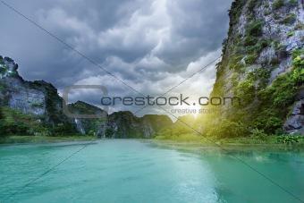 Tam coc national park
