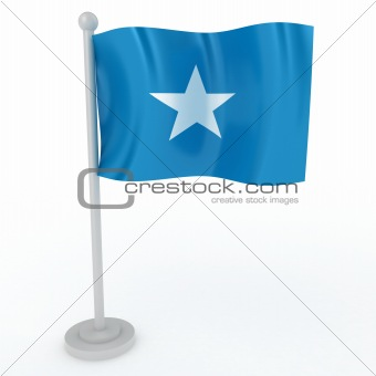 Flag of Somalia
