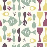 Pattern kitchen