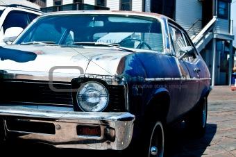 Old Camaro