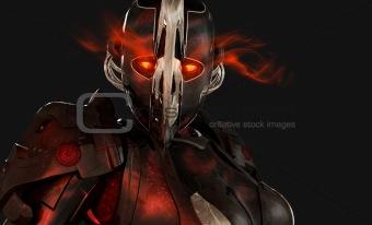 Advanced cyborg characters