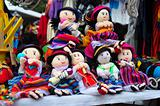 Children's cloth dolls