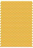 Bee honeycombs pattern