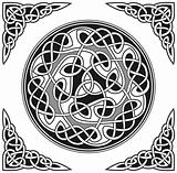 Celtic vector design