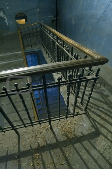 Old Backstairs