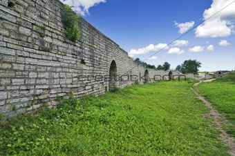 Ancient Protective Wall