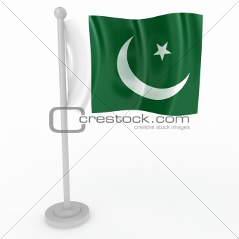 Flag of Pakistan