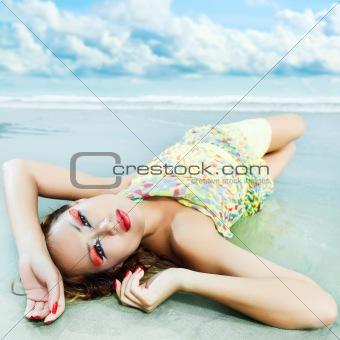 Asian model