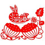 Chinese New Year rabbit