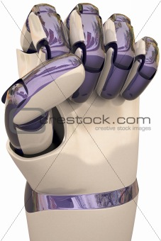 robot hands