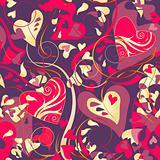 Valentine seamless