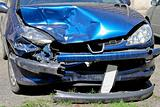 Front collision