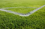 Place for corner kick