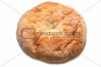 Cake. National Georgian bread - lavash