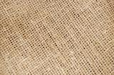 Ecological material:  sackcloth
