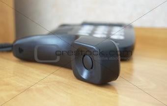Black receiver