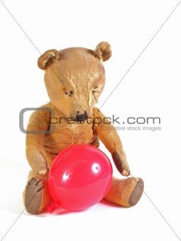 1950 teddy bear.