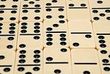 Many of the dice dominoes