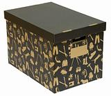 Cardboard boxe